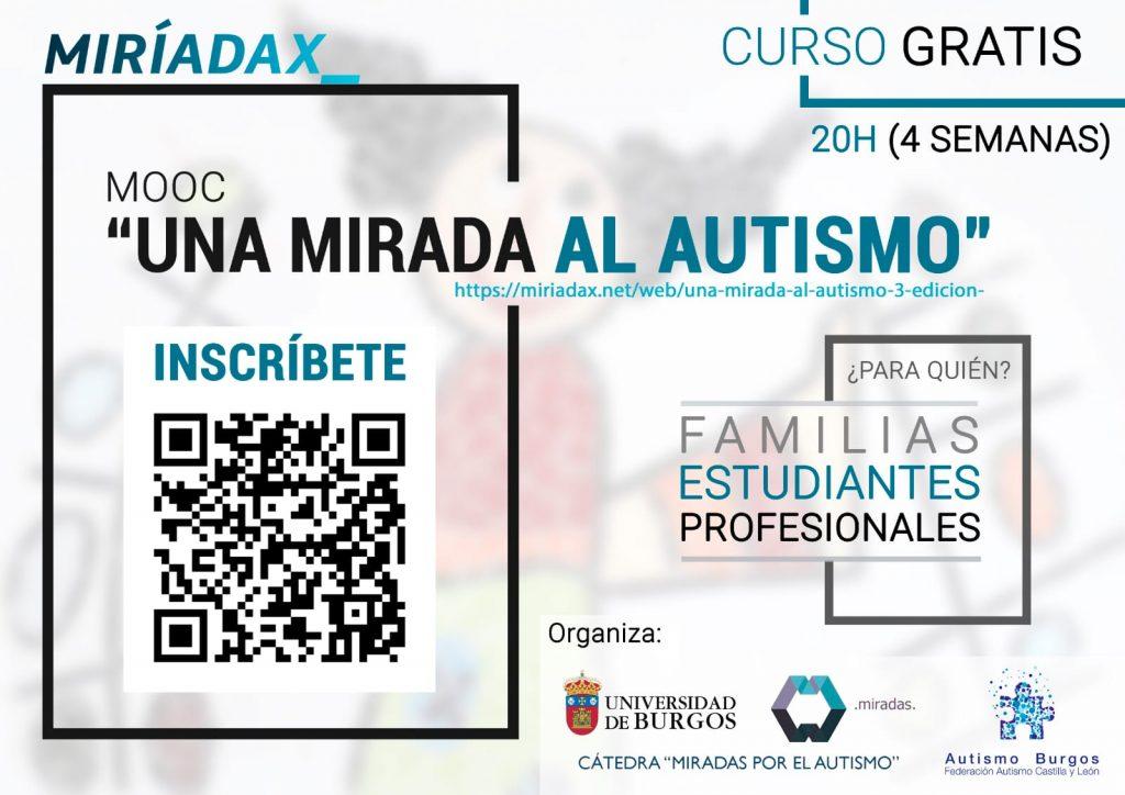 Curso MOOC Una mirada al autismo